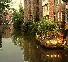 Ghent, Belgium by Ann Garrett