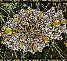 Baroque Fish by DFLC Prints