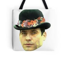 Thomas Barrow Flower Crown Tote Bag