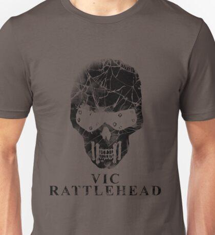 Vic Rattlehead - Megadeth Unisex T-Shirt