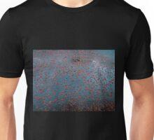 asphalt flowers Unisex T-Shirt