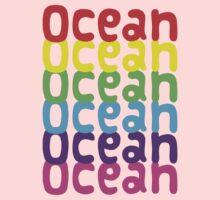 Ocean Kids Tee