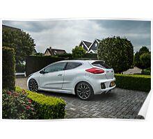 Kia Pro cee'd GT Poster
