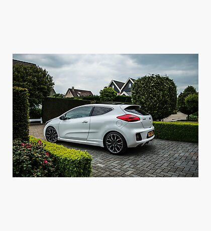 Kia Pro cee'd GT Photographic Print