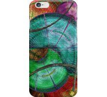 Futuristic Composition iPhone Case/Skin