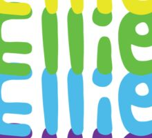 Ellie Sticker