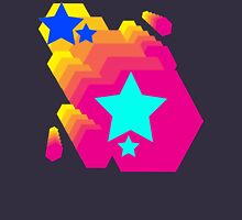 Retro-Star Geometry Women's Tank Top