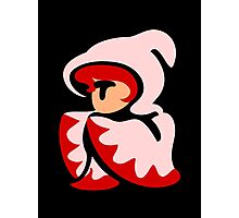 FF White Mage Photographic Print