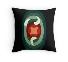 Magicite Throw Pillow