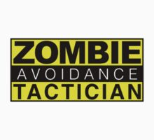 Zombie Avoidance Tactician by LudlumDesign