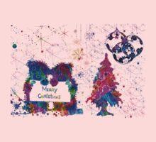 Merry Christmas. Kids Tee