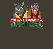 We love smashing Turles! Unisex T-Shirt