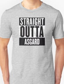 STRAIGHT OUTTA ASGARD T-Shirt