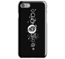 Cute Galaxy - White iPhone Case/Skin