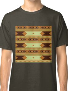 Mint Chocolate Navajo Classic T-Shirt