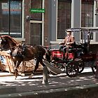 Horse & Buggy by DJohnW