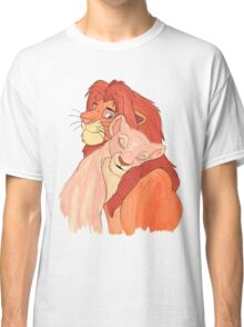 Lion Love Classic T-Shirt