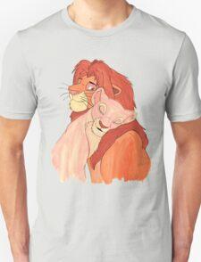 Lion Love Unisex T-Shirt
