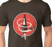 Post WWII Hot Rod Roadster Spark Plug Bomb Group Unisex T-Shirt