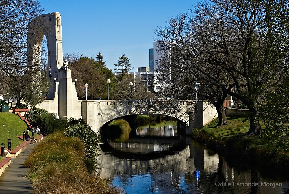 Reflections on Christchurch by Odille Esmonde-Morgan