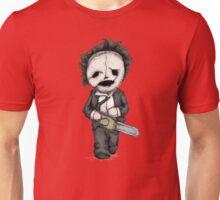 Pleatherface 2.0 Unisex T-Shirt