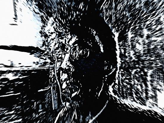 Dark Moment by Phil Drury