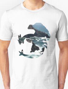 Lugia used surf Unisex T-Shirt