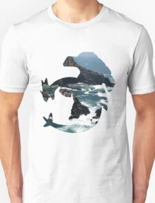 Lugia used surf T-Shirt