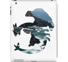 Lugia used surf iPad Case/Skin