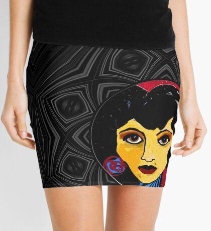 Suzie the Sorceress Mini Skirt
