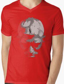 Antonius Block Mens V-Neck T-Shirt