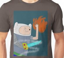 Dungeon Quest Finn! Unisex T-Shirt