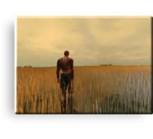 The Far Away Canvas Print