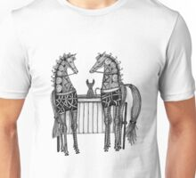 Horses of Rome Unisex T-Shirt