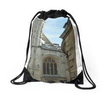 England, Abbey, Window 2010 Drawstring Bag