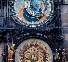 Astronomical Clock Series I by mikewheels