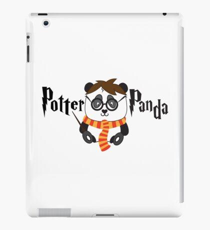 Potter Panda iPad Case/Skin