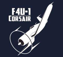F4U-1 Corsair by warbirdwear