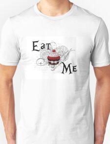 Eat Me - Wonderland Cupcake Unisex T-Shirt
