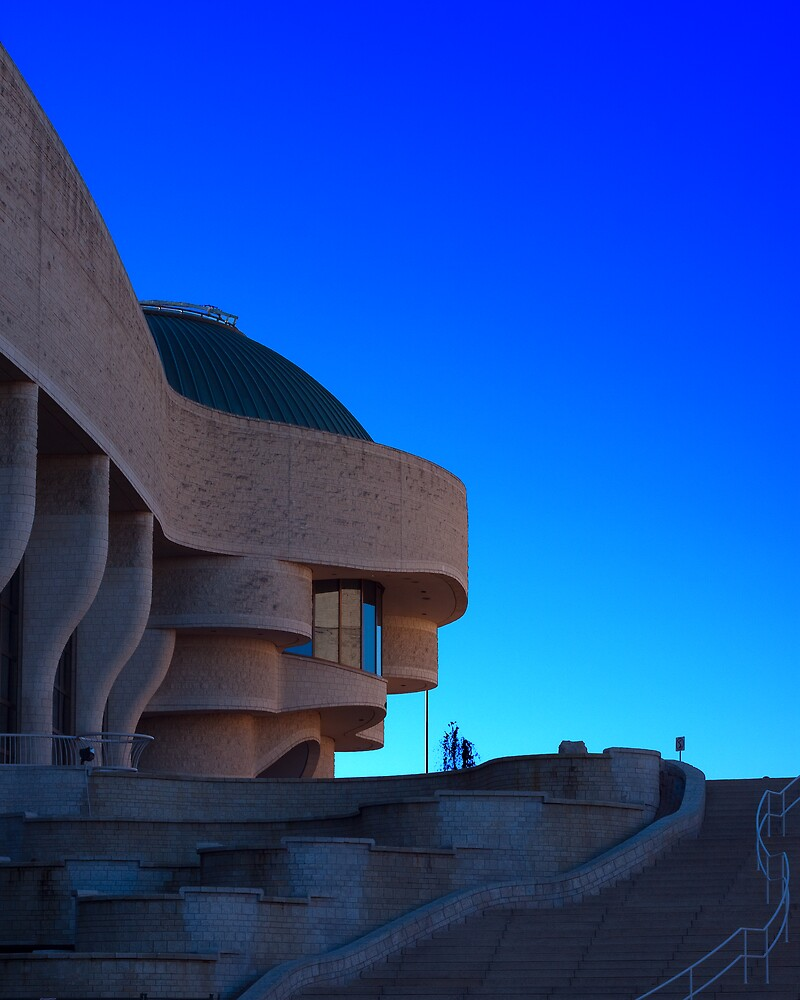 Museum of Civilization - Gatineau, Quebec by Josef Pittner