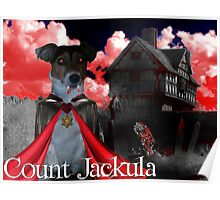 Count Jackula Poster