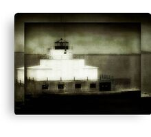 Manitowoc Breakwater Lighthouse ©  Canvas Print