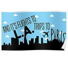 Flights #1 Poster