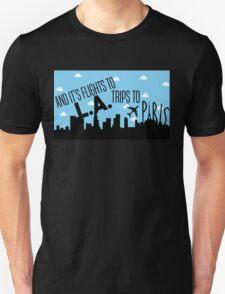 Flights #1 T-Shirt