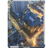 City from above <3 iPad Case/Skin