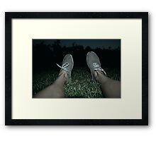 Typical Hipster Framed Print
