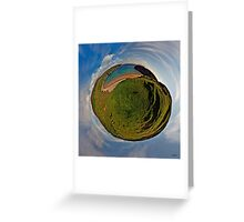 Silver Strand Beach, Malin Beg, South Donegal Greeting Card