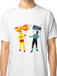 The Age Old Battle Of Life Classic T-Shirt