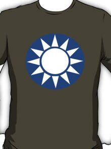 Flying Tigers (Chinese Air Force) Insignia T-Shirt