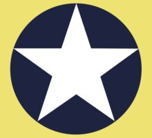 US Air Corps Star Emblem by warbirdwear